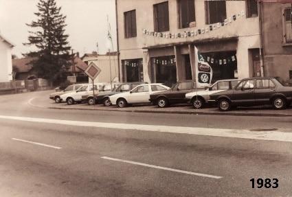 2G Automobiles Cernay en 1983