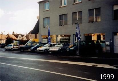 2G Automobiles Cernay en 1999