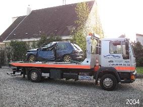 2G Automobiles Cernay en 2004