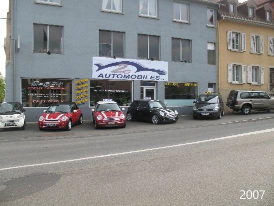 2G Automobiles Cernay en 2007