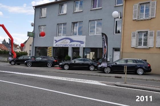 2G Automobiles Cernay en 2011
