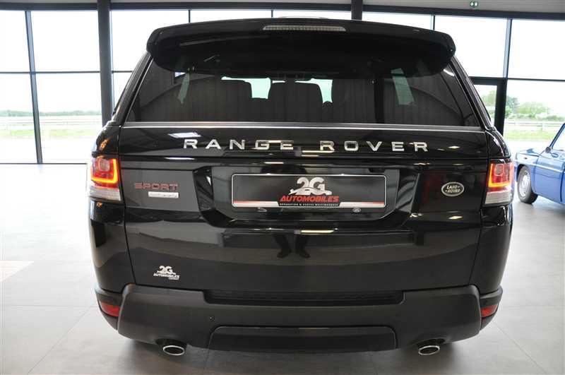 LAND-ROVER Range rover sport SDV6 AUTOBIOGRAPHY